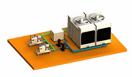 能源塔热泵