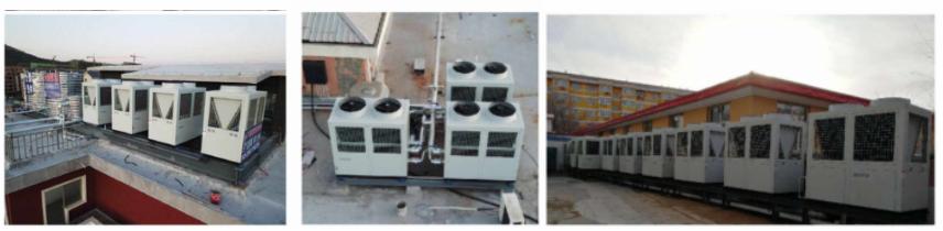 分布式供暖系统